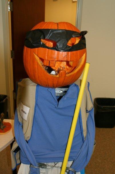 Pumpkin Pete the Pick Pocketing Bandit