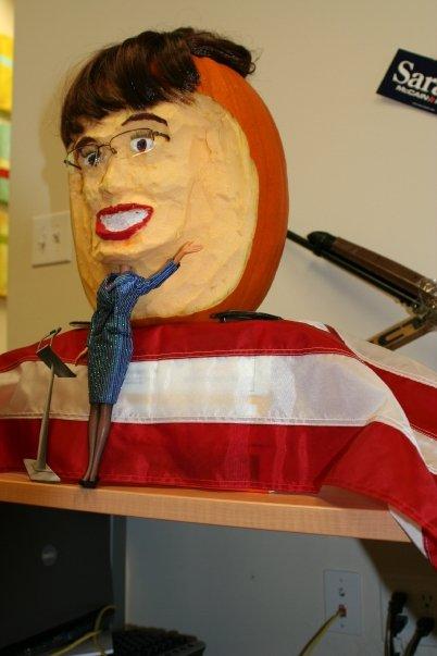 Sarah Pumpkin