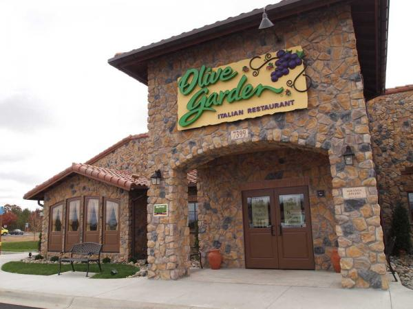 Image Gallery Olive Garden Building