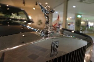 luxury car brand