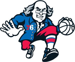 Philadelphia-76ers-Ben-Franklin-Logo