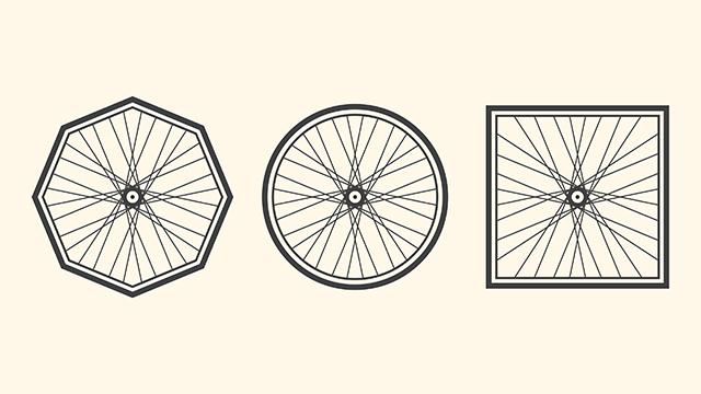 reinventing the wheel at apex door