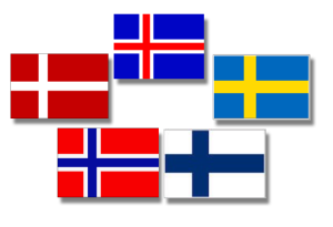 Nordic-Flags-Sweden-Denmark-Norway-Finland-Iceland